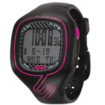 Soleus GPS Vibe 2.0 Black/Pink GPS Enabled Sports Watch