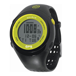 """""""Soleus GPS Fit 1.0 Black/Lime Brand New Includes One Year Warranty, The Soleus GPS Cross Country watch is an easy to use and affordable training tool for runners and walkers who simply want speed and distance on their wrist during a workout"""
