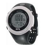 Soleus GPS Fit 1.0 Black/White GPS Enabled Sports Watch