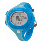"""""""Soleus Chicked Light Blue Brand New Includes One Year Warranty, The Soleus Chicked is a full featured sports watch for girl athletes and health enthusiasts to make their workouts more efficient"""