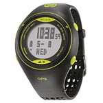 """Soleus Cross Country Black / Lime Brand New Includes One Year Warranty, The Soleus GPS Cross Country watch is an easy to use and affordable training tool for runners and walkers who simply want speed and distance on their wrist during a workout"