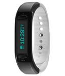 Soleus Go Fitness Band Black / White Activity Tracker
