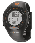 Soleus Pulse Black / Orange Wrist Based Hrm